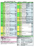 20141225_外来診察担当医一覧 - 福岡赤十字病院