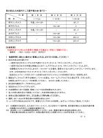 第39回(H27)北九州室内テニス選手権大会仮ドロー