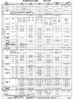 外来診療表 2015/01/01~(PDF)