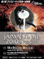 第17回 フリスビードッグ日本一決定戦