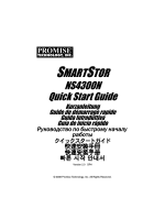 NS4300N Quick Start Guide