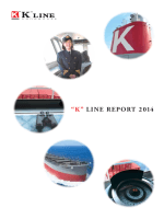 """""""K"""" LINE REPORT 2014"""