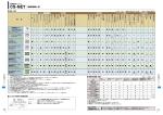 機種別機能一覧(PDF形式、223kバイト)