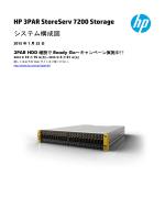 HP 3PAR StoreServ 7200 Storage - Hewlett