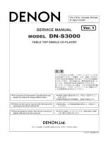 MODEL DN-S3000 - Diagramasde.com