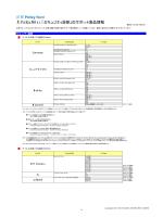 IT Policy N@vi 「セキュリティ診断」のサポート製品情報