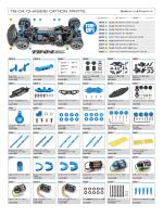 TB-04シャーシ オプションパーツカタログ