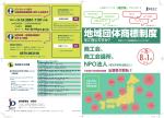 地域団体商標制度パンフレット