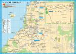 SRIRACHA TOWN MAP