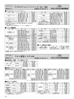 アクロスジョイントシリーズ(XJ・XM) フネン遮音システムN