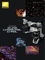 偏光顕微鏡 ECLIPSE LV100N POL / Ci