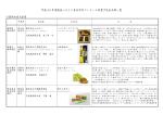 平成26 年度優良ふるさと食品中央コンクール受賞