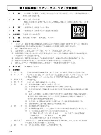 2015兵庫県トップリーグU-12