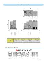 高速軸浮上式ターボブロワ カタログ(PDF:15030KB)