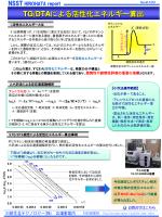 M-1410 TG/DTAによる活性化エネルギー算出