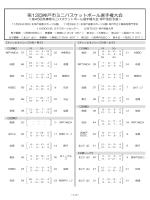 ダウンロード - 兵庫県ミニバスケットボール連盟
