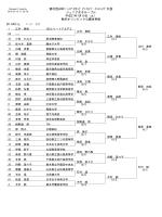 第22回JOCジュニア・オリンピック・カップ・フェンシング大会