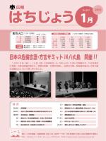 1月 日本の危機言語・方言サミットIN八丈島 開催!!