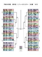 平成26年度 第11回 レディースマンスリー BC級 9/12