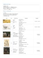 出品作品 177点 印のある作品はリザーヴ価格がありません。 他のロット