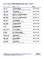 弁護士名簿(PDF)