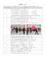 会長動向(2月) - Biglobe