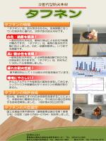 徳島すぎ準不燃木材(503KB)