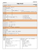 平成27年3月 - 神奈川県立大楠高等学校
