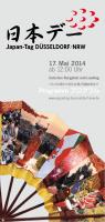 17. Mai 2014 ab 12:00 Uhr - Japan-Tag