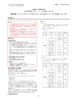 体外用ペーシングリード(TLシリーズ、TLAシリーズ、TLBシリーズ)