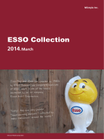 ESSO Collection - M2style web shop