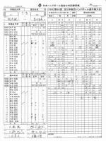 スコアシート - 日本ハンドボール協会