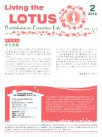 Living the - Rissho Kosei-kai