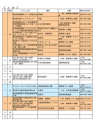 3月(PDF:125KB)