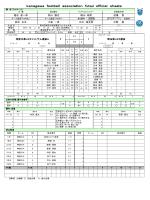 公式記録 - 神奈川県フットサル連盟