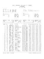 PDFファイルを表示する - スキー&トレッキング 天元台高原