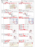 耐震天井カタログ正誤表