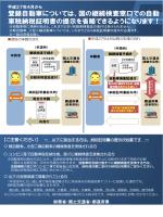 納税確認の電子化広報用チラシ.