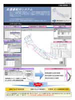 交通量配分システム APS-NET Win