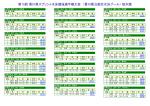 第15回 香川県スプリント水泳競技選手権大会 (香川県立総合水泳