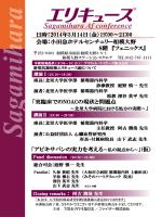 Sagamihara Af conference