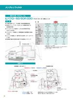 [PDF] ビバフロー50/50R/200