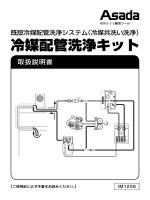 ES097 冷媒配管洗浄キット