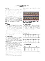 メディシンボール投げ(前方・後方) (無酸素性パワー) 測定の目的 様々な
