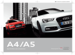 Audi A4/A5 S line competition