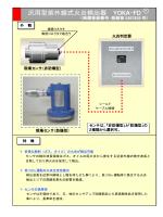 汎用型紫外線式火炎検出器 YOKA-FD