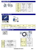 メタルハライド フローレンライト 防爆型蛍光灯ハンドランプ