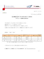 【北米輸入】(JPX) YM EFFICIENCY V.09W50 遅延