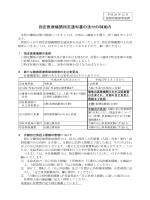指定医療機関指定通知書の送付の御案内 [PDFファイル/2.69