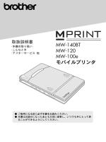 MW-140BT MW-120 MW-100e